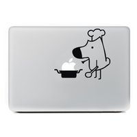 pegatinas de vinilo para macbook pro 13 al por mayor-Nuevo Diseño Divertido Etiqueta Engomada Del Ordenador Portátil para Apple Macbook Pro Air Retina 13 15.4 11 12 MAC Vinilo PC Notebook Piel Etiqueta de la Computadora