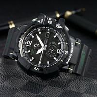 ingrosso orologi 52 mm-Orologio di lusso GW-A1100 Orologio da polso da 52 mm originale Movimento digitale da uomo YG sportivo da polso sportivo Impermeabile