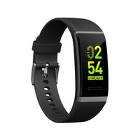 Wholesale apple beat resale online - New Colorful Display Smart Band Waterproof Sport Bracelet Heart Beat Blood Presure Monitor Female Physiologicial Reminder Fitness Tracker