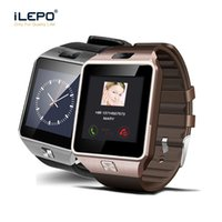 Wholesale Watch Wrist Band Box - Android Smart Watches DZ09 Fitbit Fitness Tracker Smartwatches Bluetooth Watch Bands For Apple Samsung Goophone Xiaomi Smartphone retail box