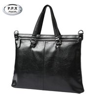 Wholesale sleeve for 14 inch laptop for sale - Group buy P P X Brand Inch Handbags Notebook Computer Laptop Sleeve Bags Case For Men Women Briefcase Shoulder Bag P376