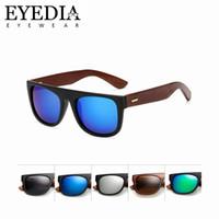 Véritable bambou bois bras lunettes de soleil hommes femmes noir lunettes  de soleil mâle UV400 lunettes de soleil conducteur lunettes lunettes de soleil  en ... 0625afb2063e