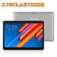 dual core telefon 4gb großhandel-Teclast M20 Dual-4G Telefon-Tablette PC MT6797 X23 Deca-Core 4 GB RAM 64 GB ROM Android 8.0 10.1 Zoll 2560 * 1600 Dual-Wifi GPS phablet