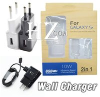 Wholesale rapid fast charger online – Wall Charger EU US Plug Adaptive Fast Rapid A Home Wall Chargers with Type C Micro USB Kits in For Galaxy S9 Note8 S8 Plus
