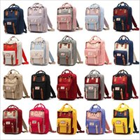 Wholesale Function Laptop Bags - Mommy Bags Diaper Maternity Backpacks Brand Desinger Handbags Fashion Laptop Bags Outdoor Totes Nursing Travel School Bags Organizer B3765
