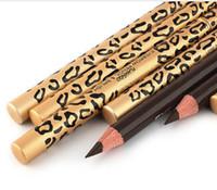 göz farı kalem fırçası toptan satış-12 Adet / grup Mükemmel Kaş gölgeler Su Geçirmez Uzun Ömürlü Makyaj Aracı Maquiagem Kaş Kalemi Fırça Göz Kaş Makyaj Araçları