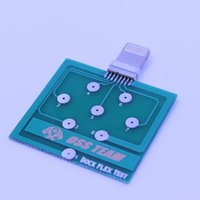 Wholesale Flex Tools - Micro USB 8 Pin PCB Test Board for ipnone Mobile Phone Battery Power Charging Dock Flex Easy Test Tool