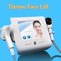 Wholesale facial frequency machine online - New thchnology thermo lift facial rf face lifting radio frequency machine thermo face lift vacuum slimming machine
