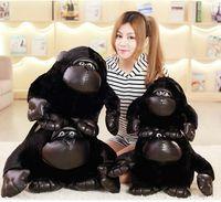 ingrosso bambole di decorazione della scimmia-100% di alta qualità bambola scimpanzé peluche bambola bambola scimmia creativa per regalo di natale bithdaygift regalo decorazione della casa