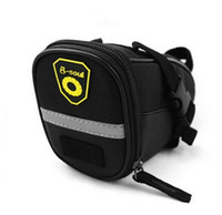 Wholesale Bike Bicycle Cycling Front Bag - Bicycle Strap-On Bike Saddle Bag   Seat Bag   Cycling Bag Bicycle Accessories