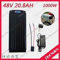 Wholesale battery bicycle kit online - Ebike Lithium Battery V AH Lithium Bicycle V AH Electric Scooter Battery For Kit Electric Bike W With BMS Charger
