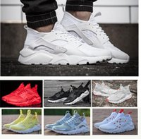 Wholesale air tables - New 2018 Air Huarache 4 IV Running Shoes For Men Women, Lightweight Huaraches Sneakers Athletic Sport Outdoor Harache hiking Designer Shoes
