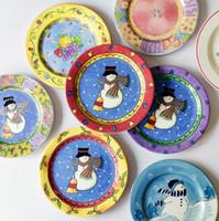 bone china tea cups wholesale Canada - Luxury Flat Plates 2 pcs European Ceramic Tea Set Porcelain coffee set Coffee Pot Coffee Jug Cup Saucer set CT0182