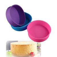 Wholesale Round Silicone Bake Mold - Buy Cheap Round Silicone Bake