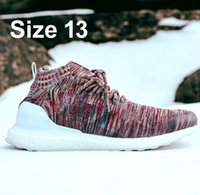 Ronnie Fieg Kith Ultraboost Aspen Shoes Uncaged Mid Multicolor Sneakers  ultra boosts 1.0 Run Shoe Men Size 13 Runner dhgate Online Shopping d1dabcd0f