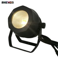 Wholesale active sound design - New Design 200W Waterproof COB Led Par Light Aluminum alloy High Power Background LED Light DMX 3Pin Outdoor for Club Party
