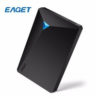 Wholesale fast hdd - EAGET G20 Encryption External Hard Drive 2.5'' 500GB 1TB 2TB 3TB USB 3.0 HDD Type Leptop Hard Disk Ultra-fast Speed Shockproof