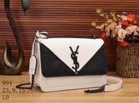 sh taschen großhandel-Frauen Taschen Meistverkauften 2019 empfohlen Marke Designer Umhängetasche Luxus Handtasche hochwertige Damen Handtasche Brieftasche Umhängetasche frei sh