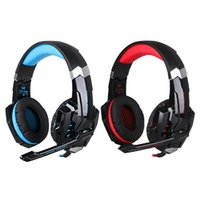 Wholesale ps4 gaming headsets for sale - Group buy G9000 KOTION EACH Game Gaming Headset PS4 Earphone Gaming Headphone With Microphone Mic For PC Laptop playstation PS4 Gamer