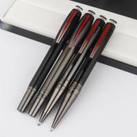 фирменные шариковые ручки оптовых-Роскошная ручка Star Waker Brand Roller Ball Pen с матовыми поверхностями и фитингами с PVD-покрытием, Luxus Pen-шариковая ручка в качестве подарочных ручек