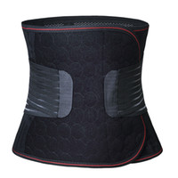 Wholesale slim belt for weight loss - Waist Trainer Corset For Women Shapers Weight Loss Plus Stomach Tummy Slimming Sheath Belly Belt Band Postpartum Belly Binding