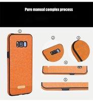 gionee deri çanta toptan satış-Hotsale Lüks İş Stil Yumuşak Kabuk TPU + PU Deri Tahıl Dikiş Cep Telefonu Kılıfı Için Gionee Için Tecno