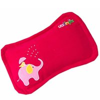 ingrosso cuscino di rosa giallo-Cartoon Children Pillow Cute Cotton Buckwheat Rectangle Giallo Blu Verde Rosa