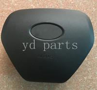 rad hyundai großhandel-Lenkrad-SRS-Airbagabdeckung für HYUNDAI Tucson IX35 Airbag-Abdeckungsfahrer Neue Airbagabdeckung Freies Verschiffen