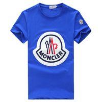 casual clothing al por mayor-Nueva camiseta de los hombres del verano para hombre del diseñador Camisetas para hombre Ropa de verano camisas para hombres sueltas de algodón sin costura camiseta del bordado # 5018