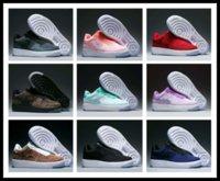 baixo corte sapatos de caminhada venda por atacado-Fábrica de vender diretamente 2018 amantes de corte baixo Running Shoes airman número 1 Mulheres e homens com caixa Sneakers Walking Sports Shoes Caminhadas Sapatos