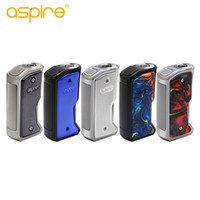 Wholesale 100 Original Aspire Feedlink Squonk Mod ml bottle Powered by single battery Best fit for Revvo Boost tank vape Feedlink mod