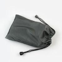 мини-квадрат сотовый телефон оптовых-Сотовый телефон шнурок сумки антистатический Портативный мини-сумка для хранения водонепроницаемый квадратный пакет карман для наружного перемещения 0 61zd ZZ