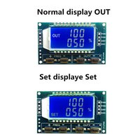 Wholesale Pwm Frequency - Signal Generator PWM Pulse Frequency Duty Cycle Adjustable Module LCD Display 3.3V-30V 1Hz-150Khz PWM Board Module