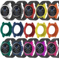 Wholesale samsung gear smartwatch for sale – best 2018 Silicone Smartwatch Protect Cover rubber band cover for Samsung Galaxy Gear S3 S2 frontier R760 watch Protective Case