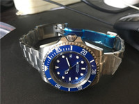 Wholesale automatic dive watches for men for sale - Group buy high quality luxury watch brand watches for man big size mm dive watch ceramic bezel