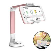 ingrosso stand di telefono pop-Presa per telefono da auto rotante a forma di 360 gradi con supporto universale da 5,5 pollici per iPhone Samsung Xiaomi