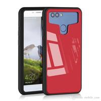 iphone 4.7 de silicona al por mayor-Cubierta universal suave de la caja del teléfono del espejo del silicón de TPU para Iphone X 8 más 7 6s 6 más Samsung S9 S8 más S7 4.7