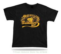 современные футболки оптовых-Unisex Fashion T Shirt Summer Hit Guitar Music Awesome Cool Modern Tshirt Design Специальный подарок подарка
