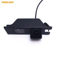 câmera opel venda por atacado-FEELDO Car Rear View Câmera de Estacionamento Reversa Para Opel / Vauxhall / Corsa / Astra / Zafira / Vectra Câmera de Estacionamento # 4829
