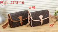 Wholesale dressing ladies hand bags online - 2018 Hot selling fashion ladies hand bags women s casual handbags handbags Men s brand wallett Big brand fashion bag