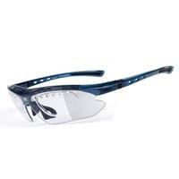 nachtsicht leuchtend großhandel-2018 neue leuchtende fahrradbrille farbe polarisierte fahrrad sonnenbrille nachtsicht unisex sportbrillen radfahren ausrüstung