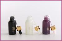 Wholesale rose oil perfume - Hot Moisturizing Day Face Cream Essence Oils perfumes roll on bottles skin enhancing Rose anti-oxidant Serum Primer Face Skin Care
