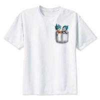 Vegeta impresso camiseta dragon ball super Saiyan Son Goku camisa japonesa  anime dragonball z t-shirt do dragão bola z Goku fuuny topos 2a038119861