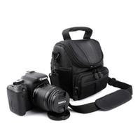 ingrosso dmc lumix-Borsa per fotocamera DSLR per Panasonic Lumix GH5 GF7 GF8 GF9 DMC FZ72 FZ45 FZ50 FZ60 FZ70 FZ100 FZ200 FZ150 FZ1000 FZ300 GH3 GH4