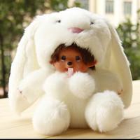 Wholesale Teddy Bear Best Gift - Kawaii monkiki 20cm animals cartoon monchichi plush doll stuffed toys 4 children best gift monchhichi bunny rabbit teddy bear