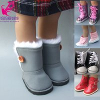 ingrosso scarpe da bambola per il bambino-18
