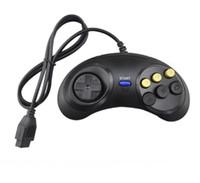 Wholesale joypad buttons for sale - Classic Game Controller Joypad for SEGA Genesis Button Gamepad for SEGA Mega Drive DHL FEDEX
