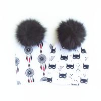 beanie baby fashion boy оптовых-fashion animal  tiger costume baby cap hat pom pom Baby Hat Cap Baby Hats Hat Children Boys Beanie Kids Cap for Girl and boy