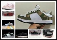 güvercin barış toptan satış-Epacket Düşük Dunk SB Koşu Ayakkabıları Barış Dove 1 Orijinal Kutusu Ile Otantik Sneakers 2017 Sınırlı Yayın 36-44 Erkekler
