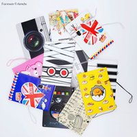 Wholesale World Interiors - 2016 Travel Around The World Map Passport Cover,Card Bag,Passport Holder,Business Card Holder,PVC Leather Credit Card Holder Men